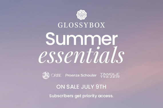 glossybox summer essentials limited edition icangwp
