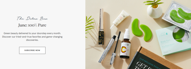 Green Beauty Organic Skincare Natural Makeup Free US Shipping 80