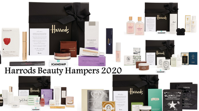 harrods hampers beauty box icangwp blog