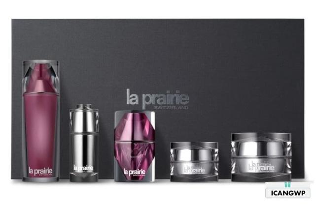 LA PRAIRIE platinum rare set nordstrom icangwp