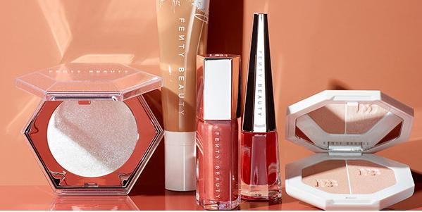 Rihanna s Makeup Favorites Fenty Beauty