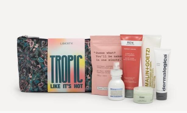 Summer Beauty Kit Liberty icangwp