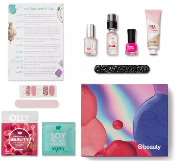 Target Beauty Box Nailed It Target icangwp