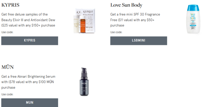 the detox market Gifts with Purchase icangwp blog