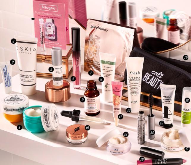 The Self Care Goody Bag UK Cult Beauty icangwp blog june 2020