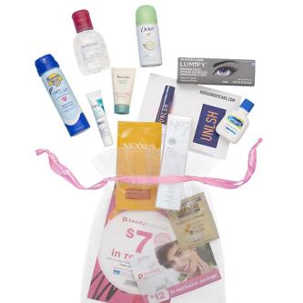 walgreens beauty enthusiasts sample bag icangwp blog june 2020