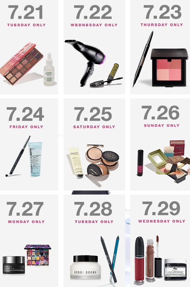 10 Days of Glam Macys 2020 icangwp blog