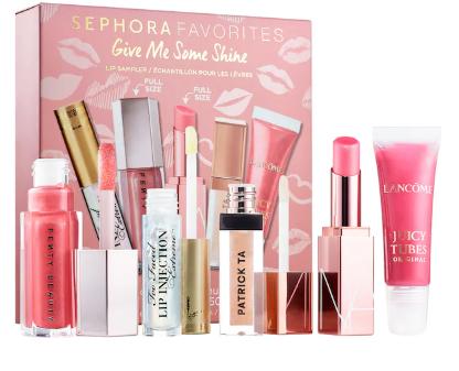 Give Me Some Shine Balm and Gloss Lip Set Sephora Favorites Sephora