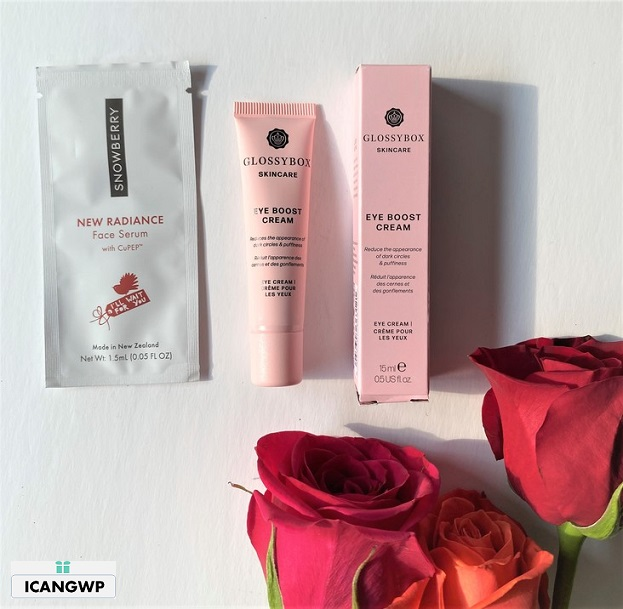 glossybox august beauty box 2020 unboxing icangwp beauty blog