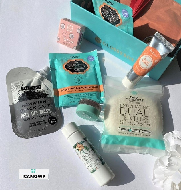 glossybox sub review by IcanGWP
