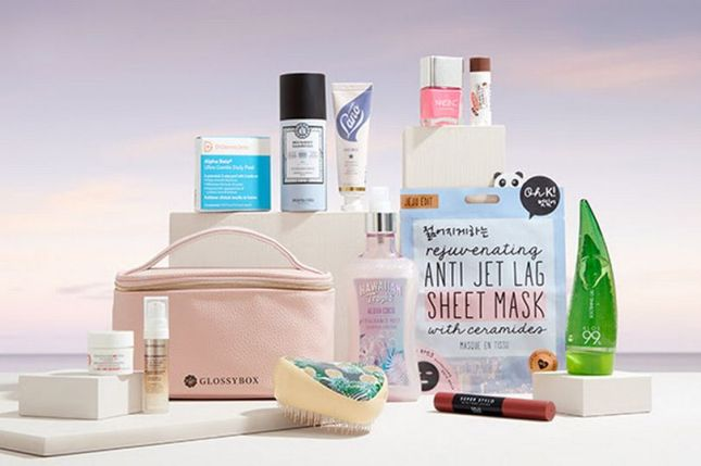 glossybox summer essentials 2020