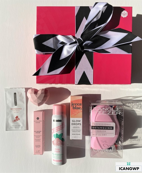 glossybox us august 2020 unboxing icangwp beauty blog