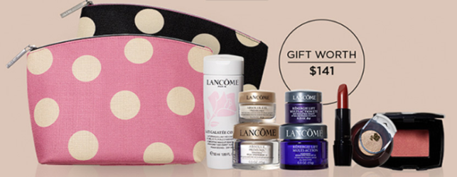 lancome gift with purchase dillards icangwp blog july 2020
