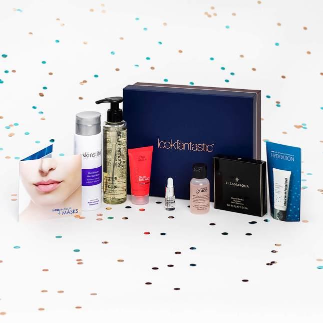 lookfantastic australia limited edition beauty box icangwp
