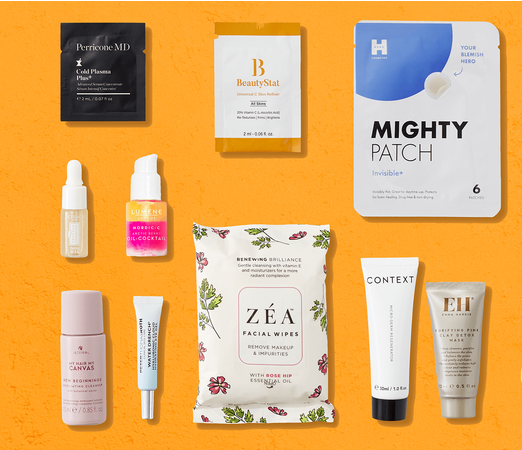 lookfantastic beauty bag july 2020 icangwp blog