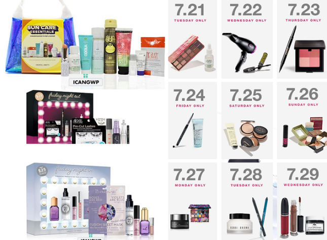 macys 10 days of glam beauty event icangwp