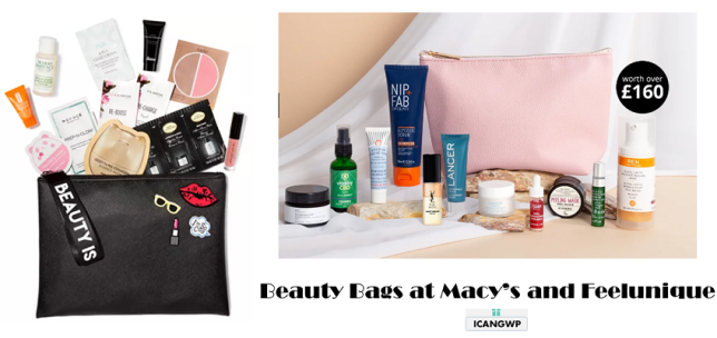 macys beauty bag