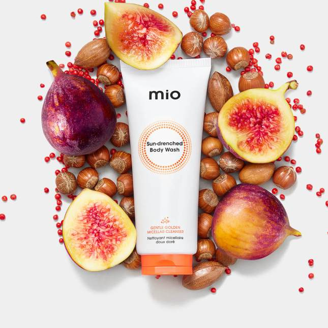 mio sun drenched wash lookfantastic beauty box august 2020 icangwp 2