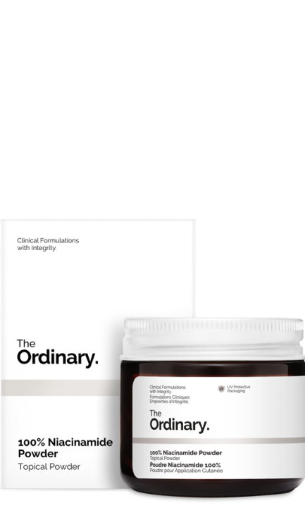 the ordinary niacinamide-powder
