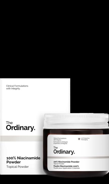 the ordinary niacinamide-powder