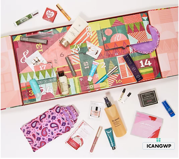 Qvc Christmas Schedule 2020 QVC Beauty Advent Calendar 2020 Available Now and Spoilers