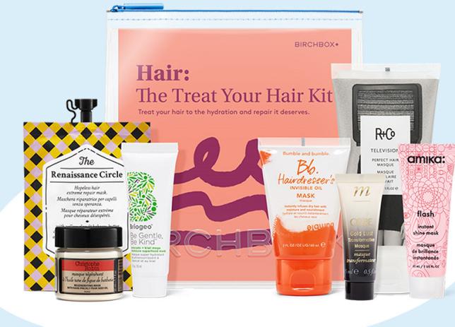 birchbox hair kit aug 2020 icangwp
