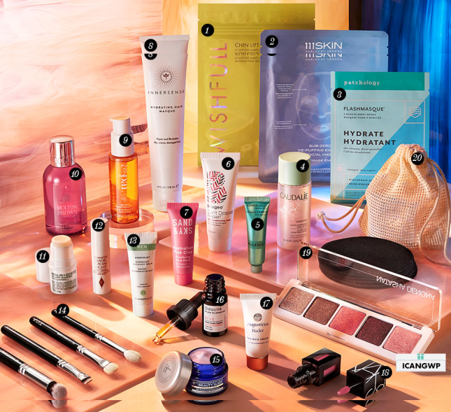 Cult Beauty goody bag august 2020 (2)