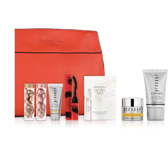 elizabeth arden gift with purchase at lookfantastic usa icangwp