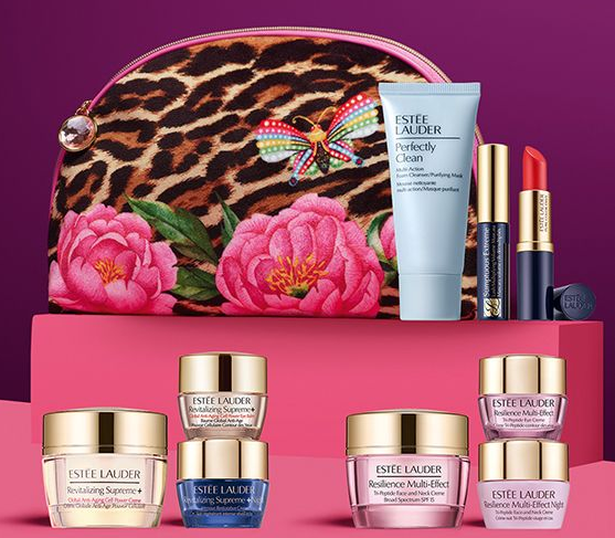 estee lauder gift with purchas Bloomingdale_s icangwp