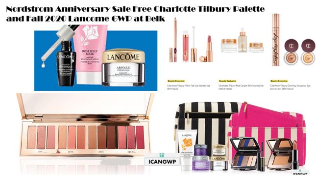 lancome Gift_with_Purchase belk aug 2020 icangwp beauty blog