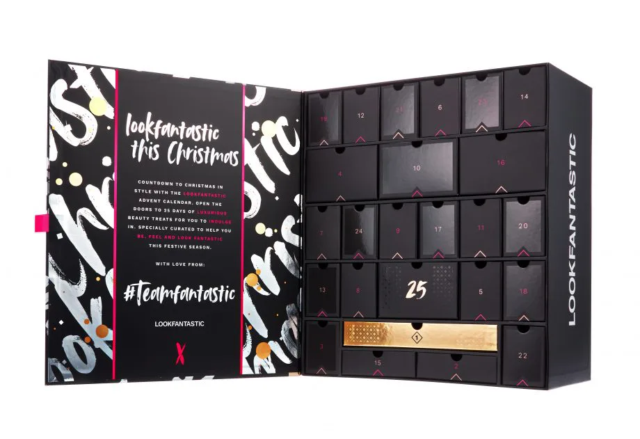 Lookfantastic advent calendar 2020 icangwp beauty blog