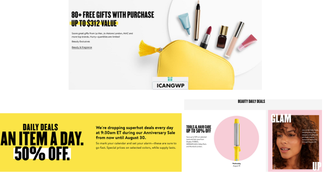 nordstrom anniversary sale daily deals icangwp