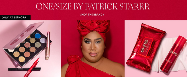 one size by patrick starrr