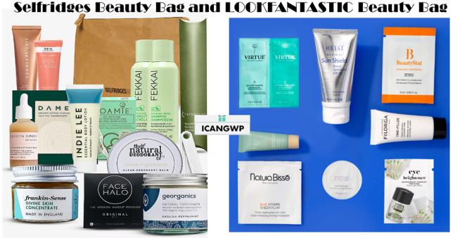 SELFRIDGES beauty_bag icangwp aug 2020