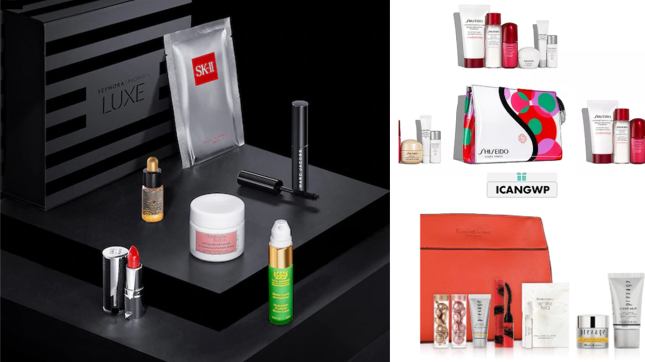 sephora favorites LUXE The A-List Collection Set icangwp