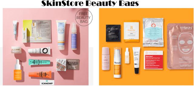 skinstore beauty bag august 2020 icangwp blog