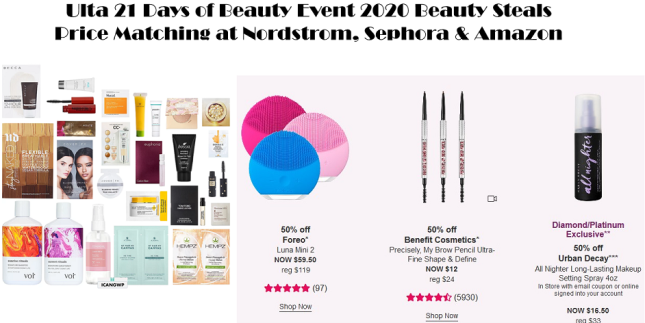 ulta 21 days of beauty 2020 icangwp blog sep 2020 2