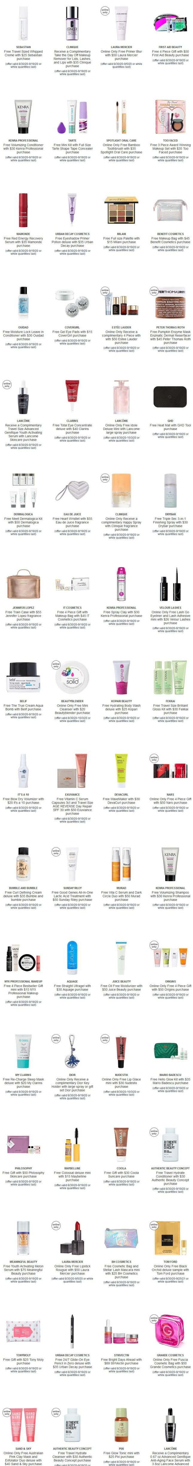 Ulta Gift With Purchase Ulta Beauty icangwp blog