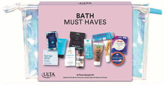 ULTA_Free_Holographic_Self_Care_Bag_with_35_select_bath_purchase_Ulta_Beauty icangwp 2
