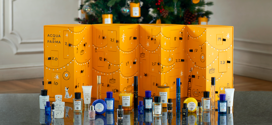 acqua di parma advent calendar 2020 icangwp blog