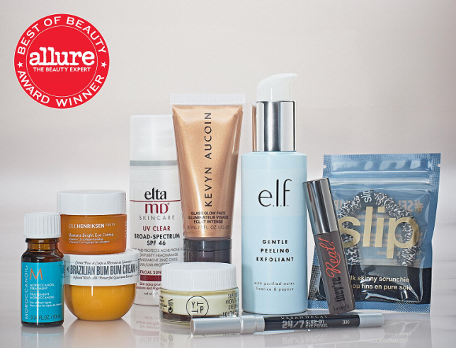 allure limited edition beauty box 2020 icangwp