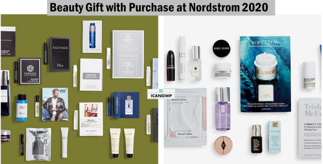 beauty gift with purchase nordstrom icangwp 16pc w 125 sep 2020 2