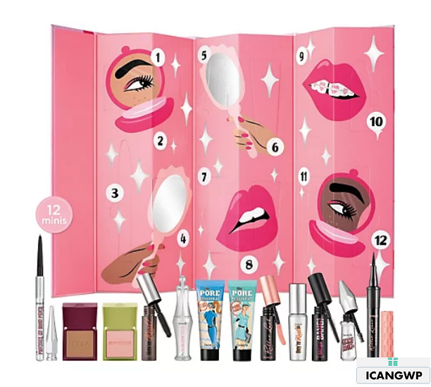 benefit advent calendar 2020 Benefit Shake Your Beauty Advent Calender icangwp blog