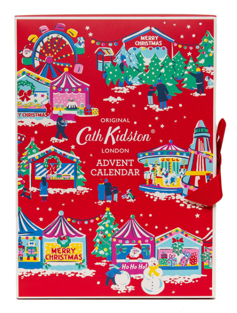 Cath Kidston Beauty Advent Calendar 2020 icangwp