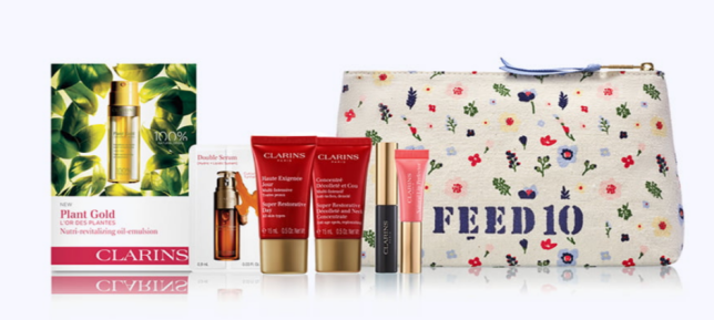 clarins Gift with Purchase Nordstrom sept 2020 icangwp beauty blog