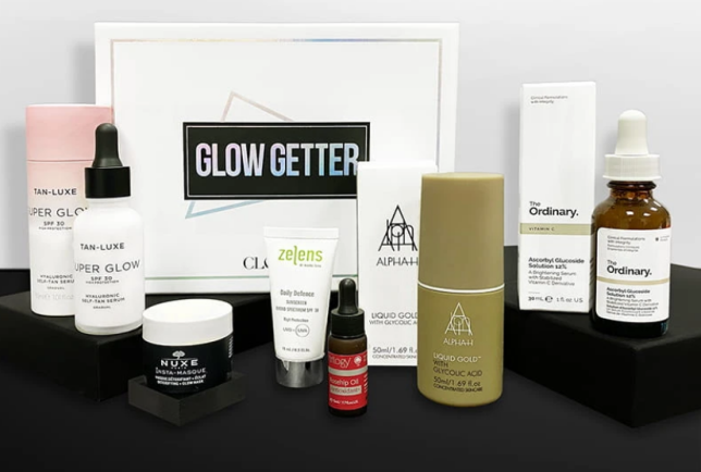 cloud 10 Glow Getter Gift Set icangwp
