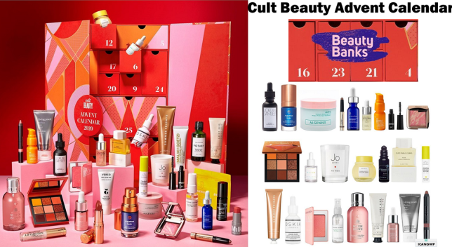 cult beauty advent calendar 2020 icangwp beauty blog usa
