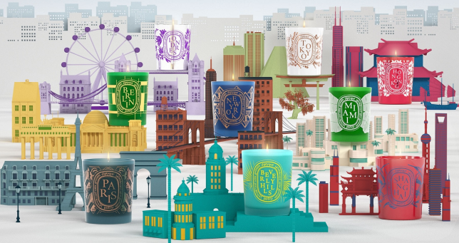 Diptyque City Candles 2020 icangwp blog