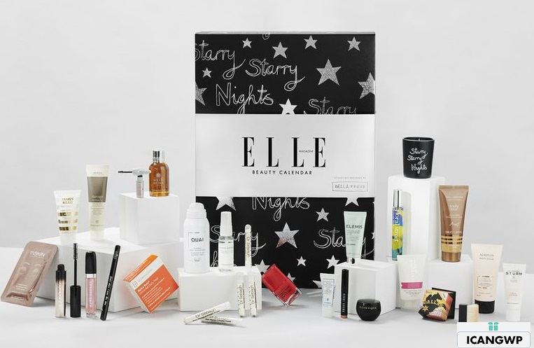 elle beauty advent calendar 20202 icangwp blog