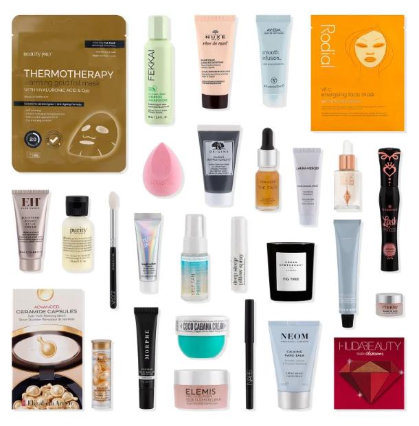 Feelunique Beauty Advent Calendar 2020 icangwp beauty blog